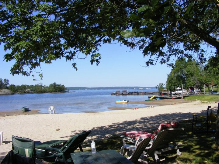 Cool Chalkleys Sandy Bay Cottage Resort Lake Nipissings Best Home Interior And Landscaping Ferensignezvosmurscom